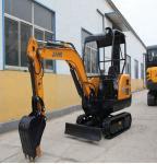 Buy cheap Sany Excavator SY35U 3.5 Ton Sany Mini Excavator Wheel Excavator from wholesalers