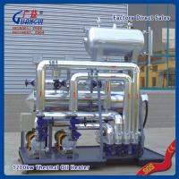 Buy cheap industrial electrical vertical thermal oil heater made in china from wholesalers