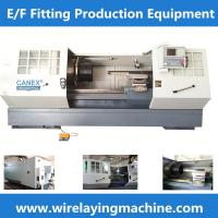 Buy cheap pe coupling wire laying machine electo fusion saddle wire laying, wire laying machine for from wholesalers