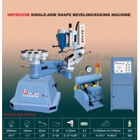 Buy cheap HDYM325B Single-arm Shape Beveling/Edging Machine from wholesalers