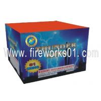 Buy cheap Hot-selling! 81 Shot Thunder King Consumer Cake Fireworks for celebration/wedding/party from wholesalers