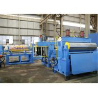 Buy cheap PLC Automatic Steel Coil Slitting Line , Steel Slitting Equipment  300 M/Min Line Speed from wholesalers