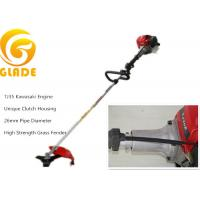 Buy cheap Straight Shaft Petrol Grass Trimmer Garden Tools 26mm Pipe Dia TJ35 Engine 34.4CC from wholesalers