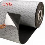 Buy cheap 10 / 12 / 13  / 15  / 19 / 25 / 30 mm Black Foam Insulation Sheet PE / Polyolefin Foam from wholesalers