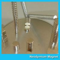 Buy cheap Super Strong Permanent Bulk N50 Neodymium Magnet Custom Size and Shaped from wholesalers