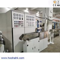Buy cheap 70mm Building PVC Wire And Cable Plastic Extrusion Machine High Efficiency from wholesalers