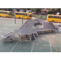 Buy cheap assemble stage,mobile stage,portable outdoor event stage from wholesalers