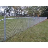 Buy cheap Chain Link Fence/ chain link fencing/pvc chain link fence/galvanized chain link fence from wholesalers