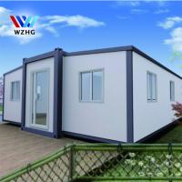 Buy cheap 2 bedroom prefab homes Modular Living expandable container house product