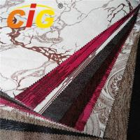 Buy cheap Faux Suede Leather Upholstery Fabric For Sofa / Car Seat In Russia Windproof product