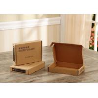 Buy cheap Storage carton corrugate paper packaging box with lid product