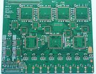 Buy cheap High TG , FR4 buried via PCB 12 Layer / Chemical tin pcb / bare pcb from wholesalers