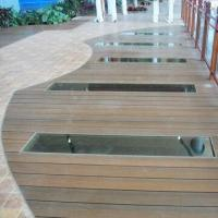 Buy cheap Composite Decking, Superb Scratch and Stain Resistance from wholesalers