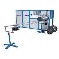 Buy cheap HAVC Aluminum Flexible Duct Machine For Both Single Layer And Double Layer Foil from wholesalers