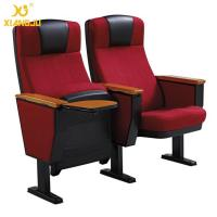 Buy cheap Modular High Impact Polypropylene Contoured Seat Auditorium Chairs With Strong Steel from wholesalers