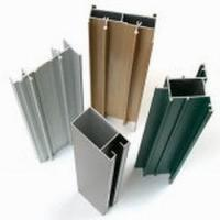 6063 / 6006 Aluminum Curtain Wall Profile Bending With T66 T5