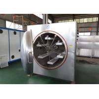Buy cheap Modular Structure Microwave Vacuum Dryer Machine 2450±50MHz Microwave Frequency from wholesalers