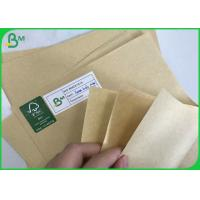 Buy cheap 50G 80G 90G 100G 120G 200G 300G Test Kraft Liner Paper Board For Wrapping Bags from wholesalers