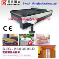 Buy cheap Fabric CO2 Laser Cutter Price With Auto Feeder from wholesalers