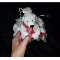 Buy cheap COCA-COLA Brand Plush Polar Bear With Red Knit Scarf Coke For Christmas from wholesalers