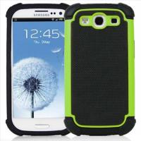 Buy cheap Shock Proof Cell Phone Protective Cases Heavy Duty Tough For Samsung Galaxy S3 from wholesalers