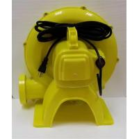Buy cheap Sturdy Durable Inflatable Slide Blower , Yellow Inflatable Toy Blower Low Noise from wholesalers