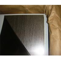 Buy cheap Grade 304 201 Emboosed 4x8 Stainless Steel Sheet for House Decoration from wholesalers