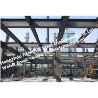 Buy cheap High Demand Of Prefabricated Industrial Multi-storey Steel Building For Apartment from wholesalers