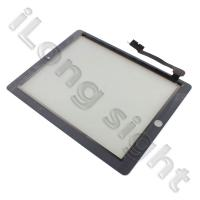 Buy cheap Replacement Digitizer Touch Screen Panel for iPad 3,white&black from wholesalers