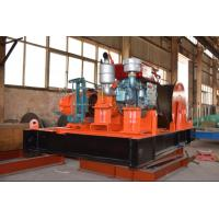 Buy cheap 10t diesel engine power winch for constructing industry explosion Proof lifting winch from wholesalers