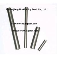 Buy cheap tungsten alloy rod from wholesalers