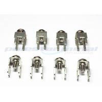 Buy cheap PC Heavy Duty Terminal Blocks 6-32 W/NCKL Plated Head Brass PCB Terminals from wholesalers
