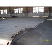 Buy cheap Galvanized Steel Pipe Truss , Pre Engineered Truss Steel Buildings from wholesalers