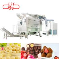 Buy cheap Non Contamination Chocolate Coating Machine For Pharmaceuticals Industrial product
