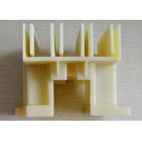 Buy cheap custom made abs plastic cnc machining prototype with painting service from wholesalers
