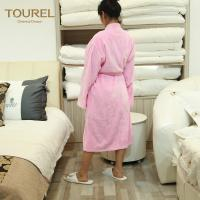 Buy cheap Women And Man Hotel Quality Towelling Robes Ladies Terry Towelling Bathrobes from wholesalers