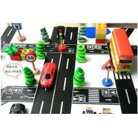 Buy cheap Car Toys Marking Road Solid Washi Tape Rice Paper No Residue Torn By Hand from wholesalers