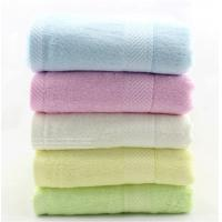 Buy cheap 14*30'' Natural Organic Bamboo Fiber Towel Face Towel Hand Towel Hair Towel  100% Pure from wholesalers