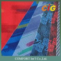 Buy cheap Printed Colorful Waterproof PVC Leather , synthetic leather material Width 140CM for Car Seat product