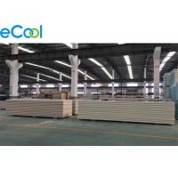 Buy cheap Insulation Boards /Sandwich Panel for Cold Storage Wall and Ceiling Density 40Kg/M3 from wholesalers