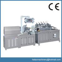 Buy cheap Servo Controlled POS Paper Core Making Machine,Pen Tube Cutting Machinery,Speed Paper Straw Making Machine from wholesalers