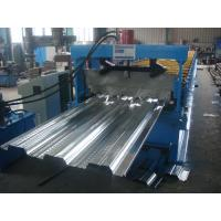Buy cheap deck floor roll forming machine from wholesalers