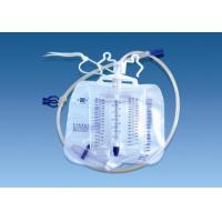 Buy cheap High pharmacutical quanlity PVC 1000ml / 2000ml Urine Drainage Bag with CE & ISO product