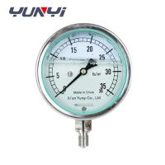 Buy cheap stainless steel pressure gauge from wholesalers