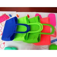 Buy cheap New design top fashion 100% food grade silicone shopping bag,tote bag,beach bag with cheap from wholesalers