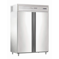Buy cheap R404A 450W Commercial Stainless Steel Refrigerator Freezer from wholesalers