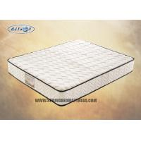 Buy cheap White Color Tight Top Mattress , Roll Up Vacuum Compressed Memory Foam Mattress product