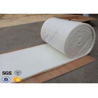 Buy cheap 25mm High Silica Glass Fiber Mat for Engineered Thermal Insulation Barriers from wholesalers
