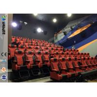 Buy cheap Large Screen 4D Cinema Equipment With Special Effects And Speaker product