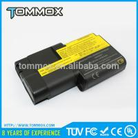 Buy cheap Replacement Generic Full capacity 6cells 10.8V 4400mah for IBM T20 T21, T22, T23, T Series cheap laptop batteries from wholesalers